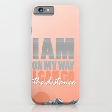 i can go the distance.. hercules iPhone 6s Slim Case