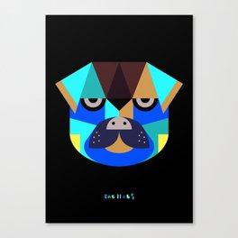 Pepe Canvas Print