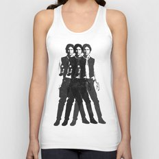 Triple Harrison  Unisex Tank Top
