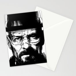 Breaking Bad - Heisenberg Stationery Cards