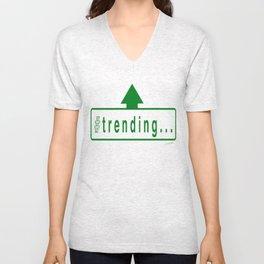 trending... Unisex V-Neck