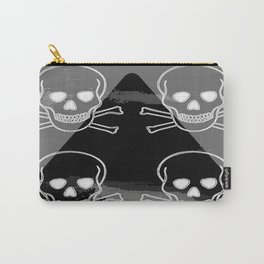 ALL SEING SKULL Carry-All Pouch