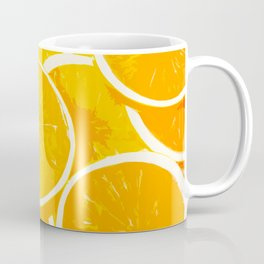 Orangy Oranges Coffee Mug