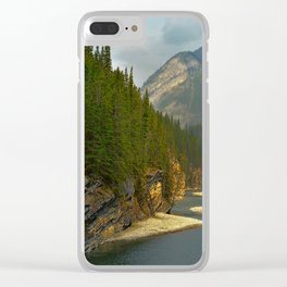Stewart Canyon Clear iPhone Case
