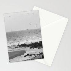Beach, Calais, France. Stationery Cards
