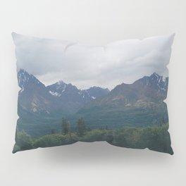 Talkeetna Mountains Pillow Sham