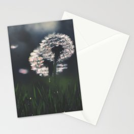 whispers in the wind Stationery Cards