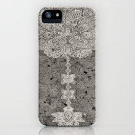 Henna Inspired 6 iPhone Case