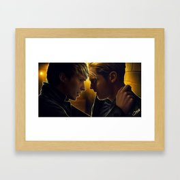 we feel insanely Framed Art Print