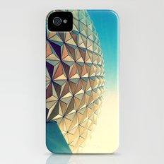 Epcot iPhone (4, 4s) Slim Case