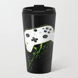 Alien xbox Metal Travel Mug