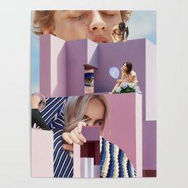 Pastel desires Poster
