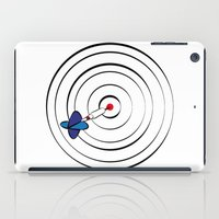 chicago bulls iPad Cases featuring Bulls Eye by Nivedhna