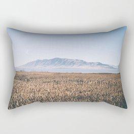 Utah Lake Rectangular Pillow