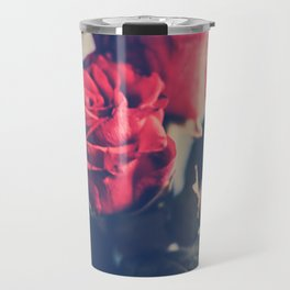 Tender Rose Travel Mug