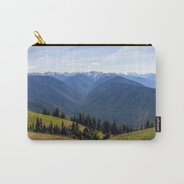 Hurricane Ridge Pano Carry-All Pouch