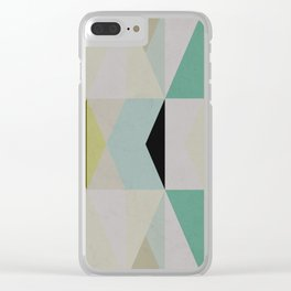 The Nordic Way XII Clear iPhone Case