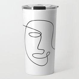 Line Carnival Travel Mug