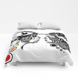 [lux aeterna] Comforters