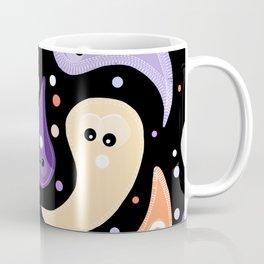 Spooktacular Paisley - by Kara Peters Coffee Mug