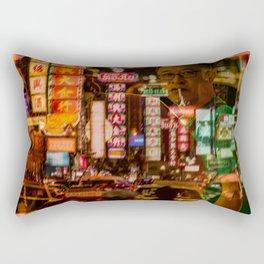 Bangkok - Chinatown Rectangular Pillow