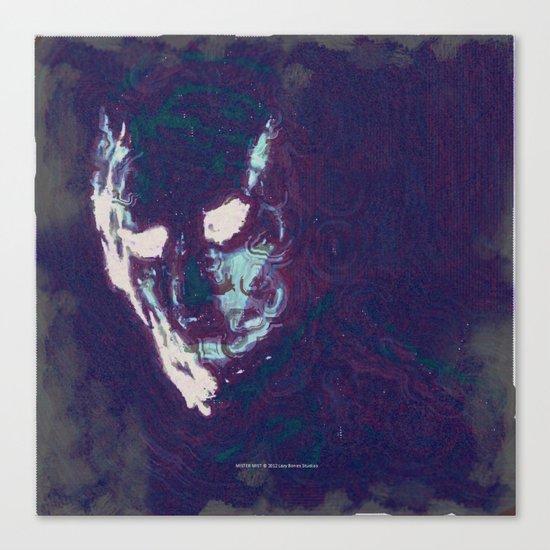 Mister Mist Canvas Print