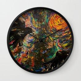 Raven De Sol Wall Clock
