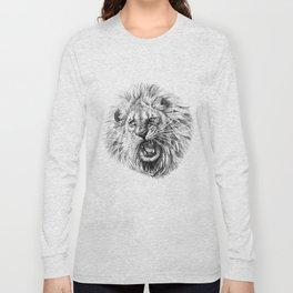 Lion roar G141 Long Sleeve T-shirt