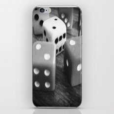 It's a game of chance... iPhone & iPod Skin