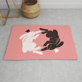 bunny princes Rug