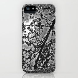 Art of the Puddle - The Peace Collection iPhone Case