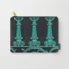 New Orleans Patina Carry-All Pouch