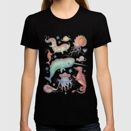 Creatures of the Deep Sea T-shirt