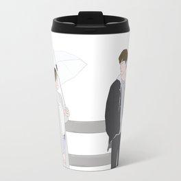 Talking Travel Mug
