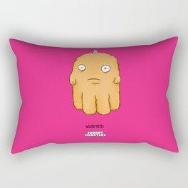 Whimpylegs Rectangular Pillow