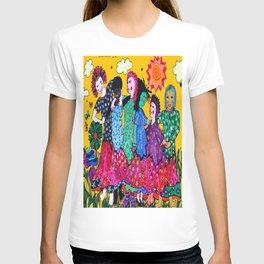WOMANS SOLIDARITY T-shirt