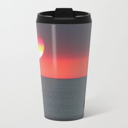 Mercury at Sunset Travel Mug