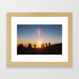 E ALA E Framed Art Print