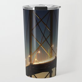 New Moon Bridge Travel Mug