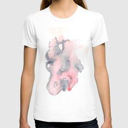 141203 Abstract Watercolor Block 69 T-shirt