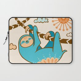 Just Hang In There Laptop Sleeve