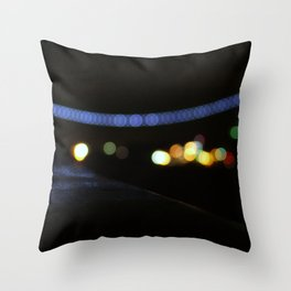 Lions Gate Bridge Throw Pillow