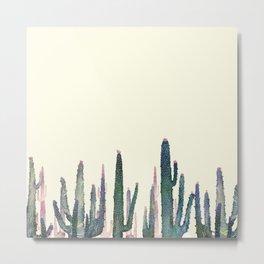 cactus 0 Metal Print