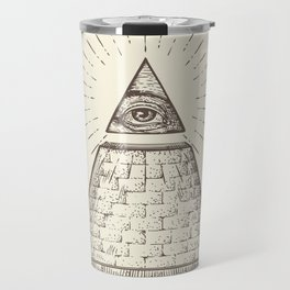 iLLuminati Travel Mug