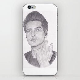 brendon urie (without background) iPhone Skin