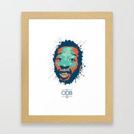 ODB Tribute Framed Art Print
