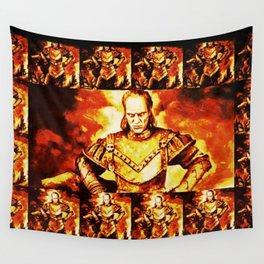 Ghostbuster Vigo Wall Tapestry