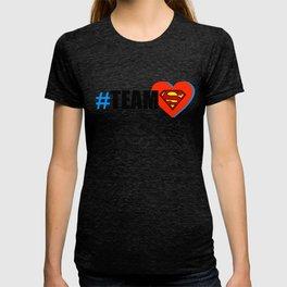 HASHTAG Heroes: Man Of Steel T-shirt