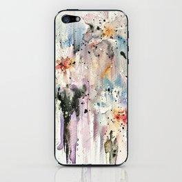 Daisy Heart iPhone Skin