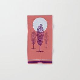 rosa di sera Hand & Bath Towel